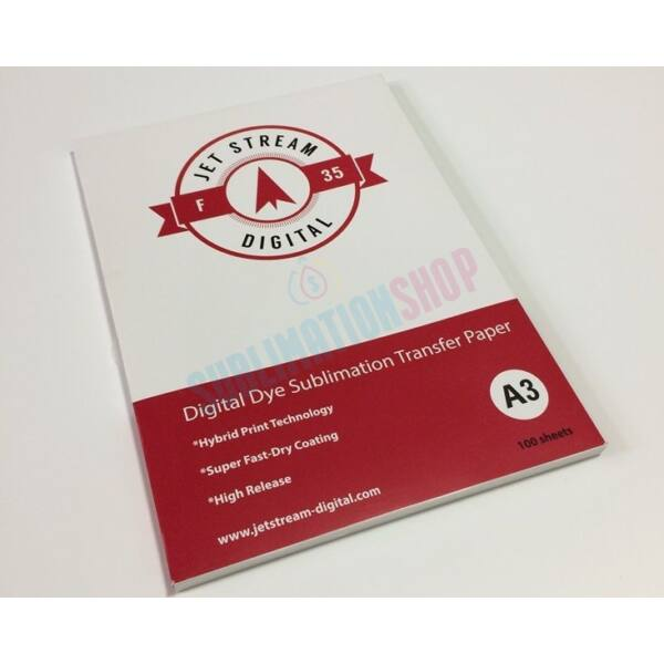 Jet Stream Digital (A/3) R (Ricoh) szublimációs papír