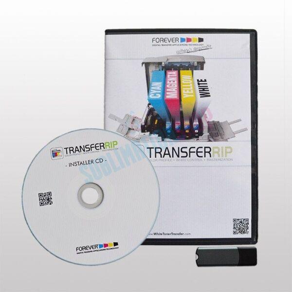 FOREVER Transfer RIP szoftver