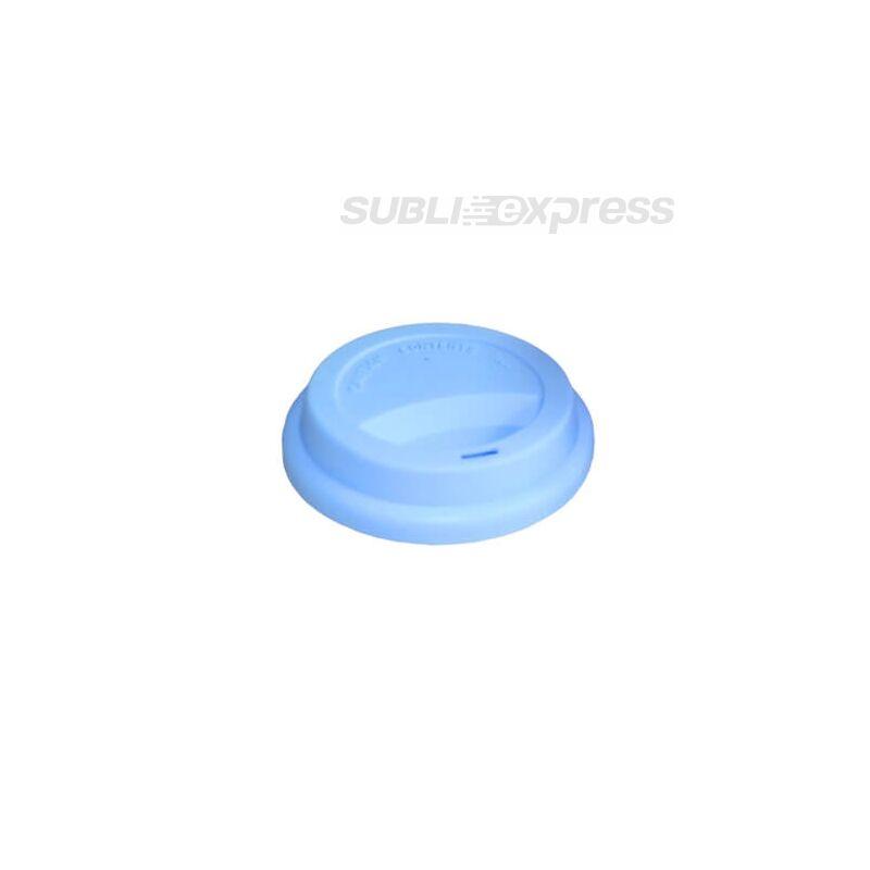 Fedő pohár bögréhez világoskék