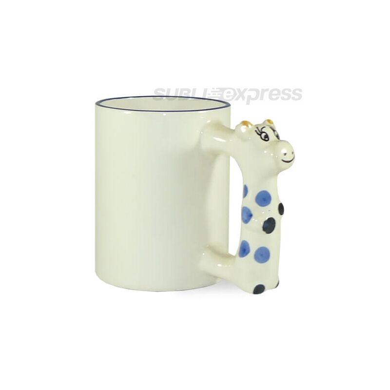330 ml-es szublimációs bögre bocis