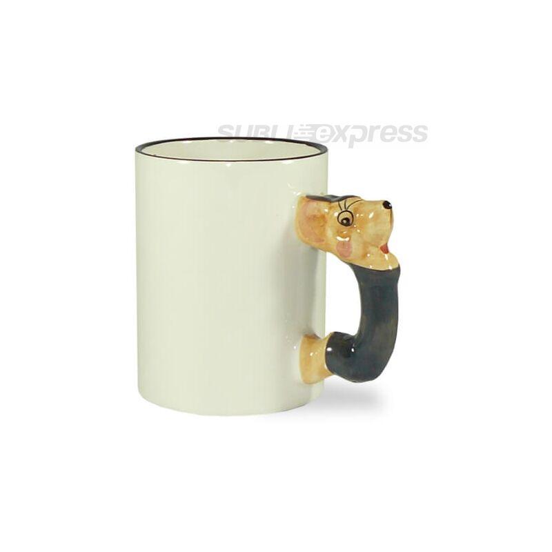 330 ml-es szublimációs bögre egeres