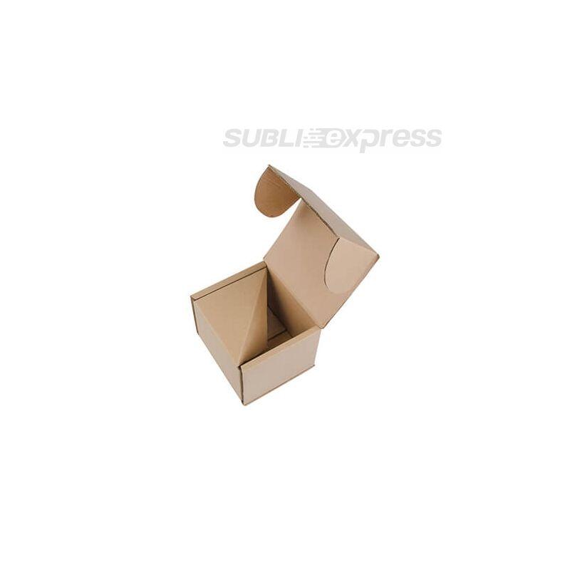 Dupla kemény bárna papír doboz 450 ml-es bögrékhez