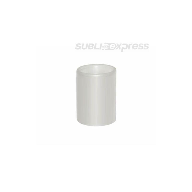 7,5 x 9,8 cm-es szublimációs üveg gyertyatartó