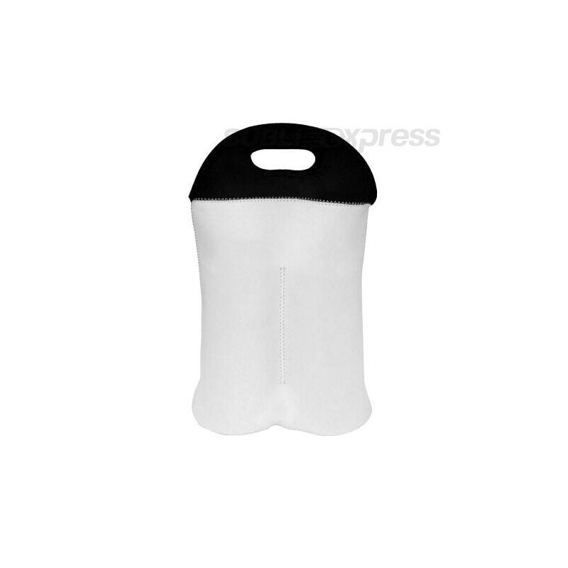 23,5 x 38 cm-es két palackos szublimációs hőszigetelő boros táska