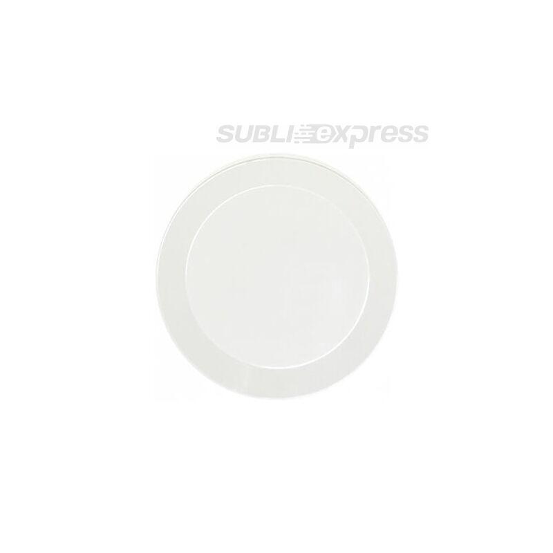19 cm-es szublimációs műanyag tányér