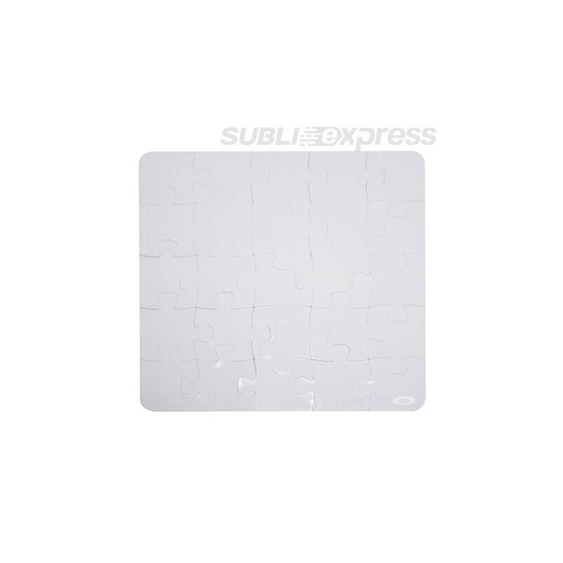 16 x 16 cm-es szublimációs műanyag puzzle 25 darabos