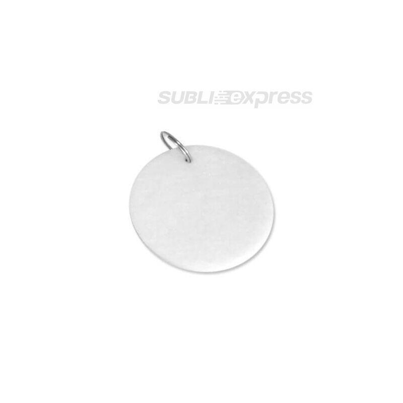 Szublimációs filc kulcstartó kör alakú