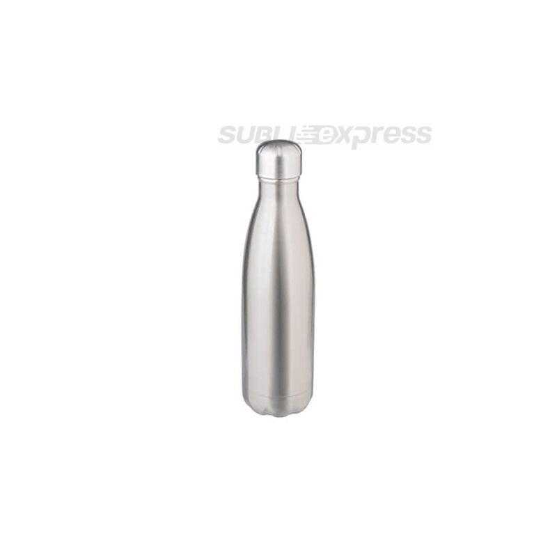 500 ml-es szublimációs kulacs ezüst színű