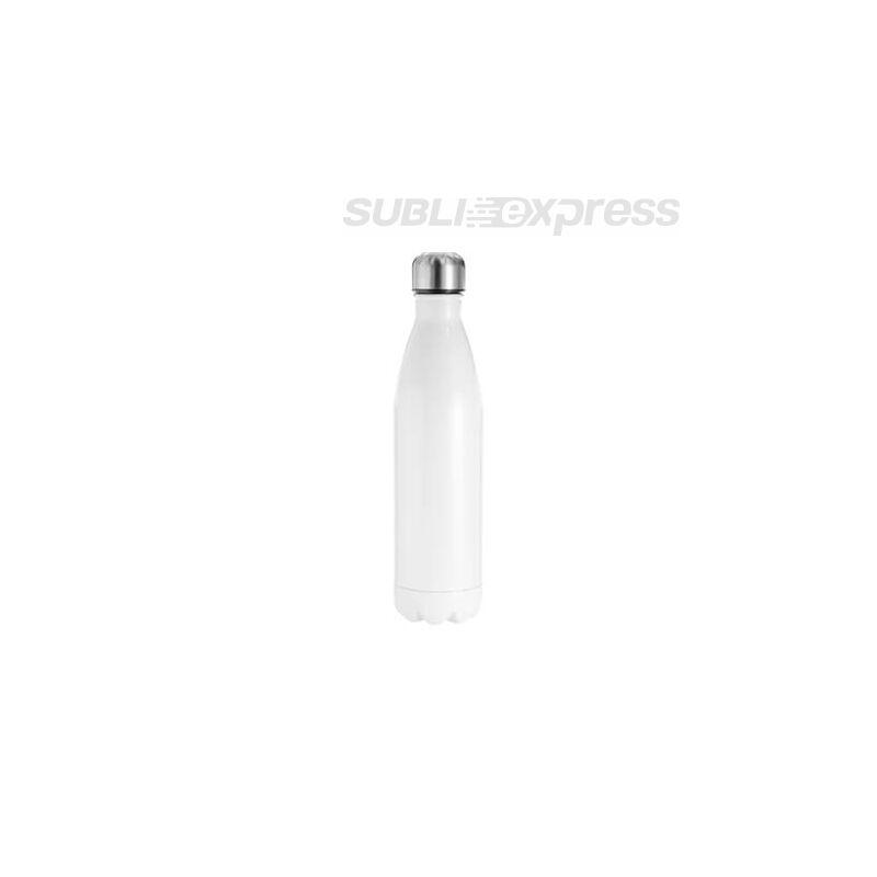 750 ml-es szublimációs kulacs fehér