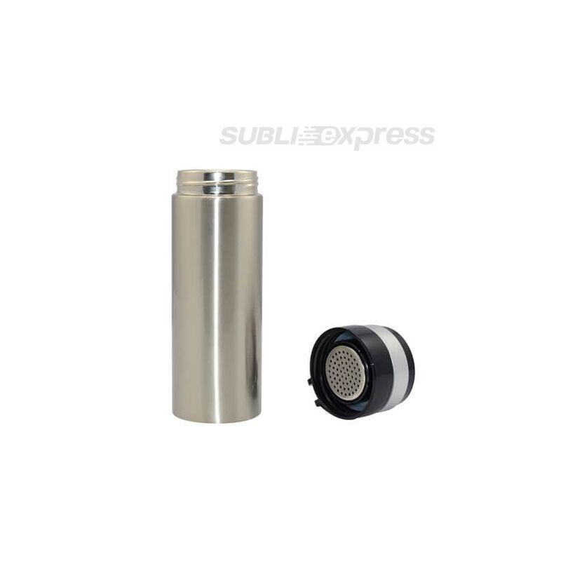320 ml-es szublimációs termosz ezüst színű