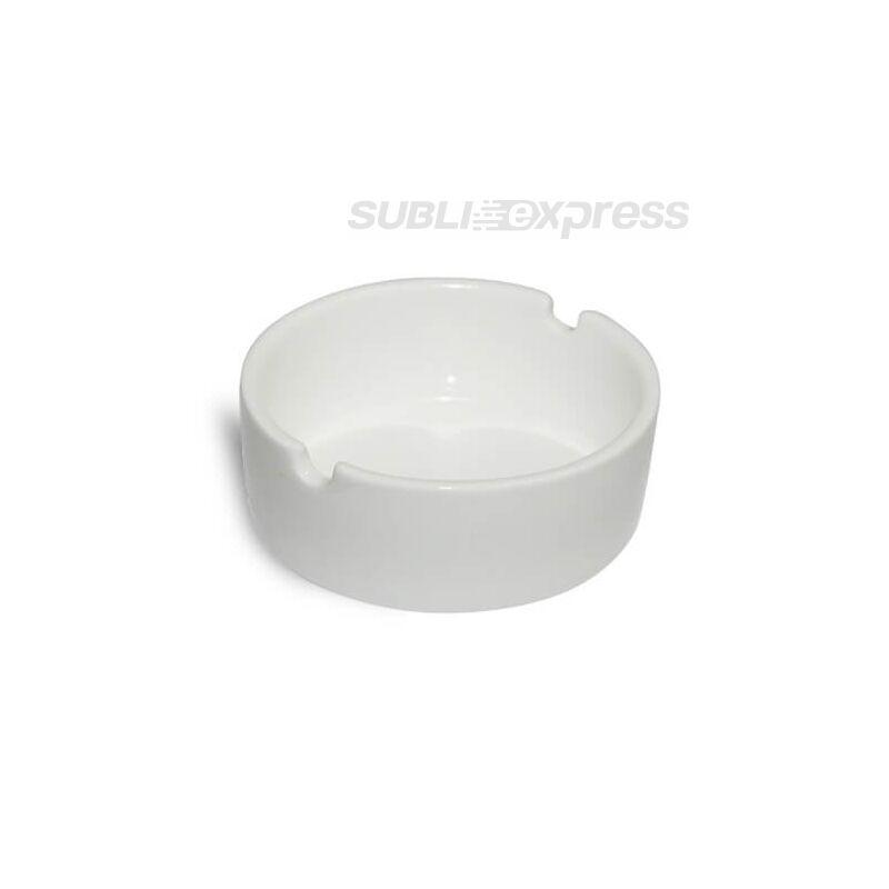 Szublimációs hamutál fehér