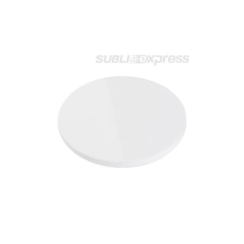 Szublimációs kerámia alátét kör alakú