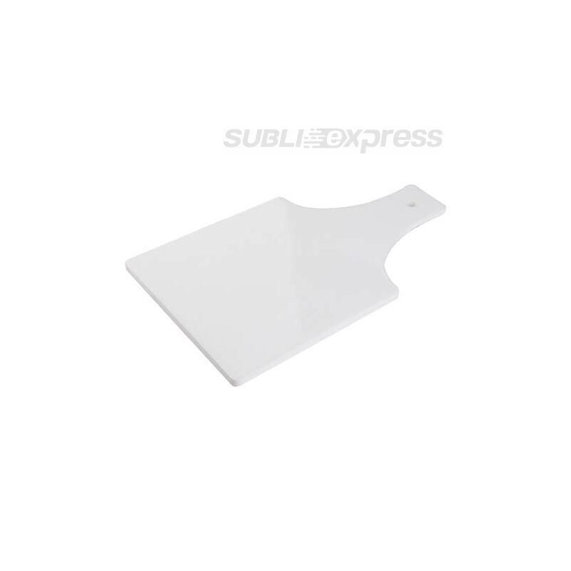 Szublimációs kerámia alátét vágódeszka alakú (17 x 29 cm)