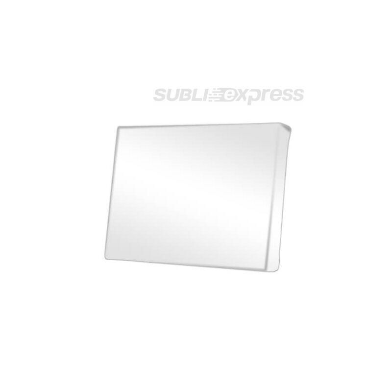 26 x 18 cm-es szublimációs vászon borítású műanyag keret