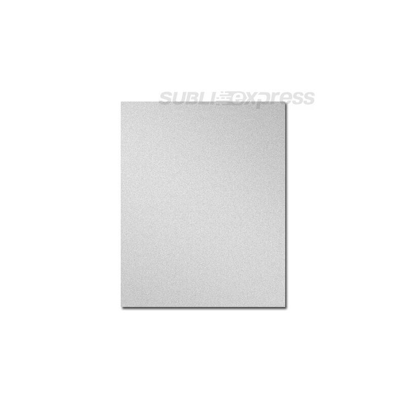 15 x 20 cm-es szublimációs kerámia lap ezüst
