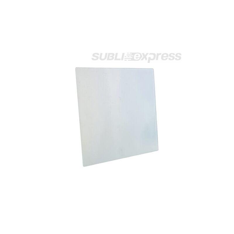 28 x 28 cm-es szublimációs üveg alátét