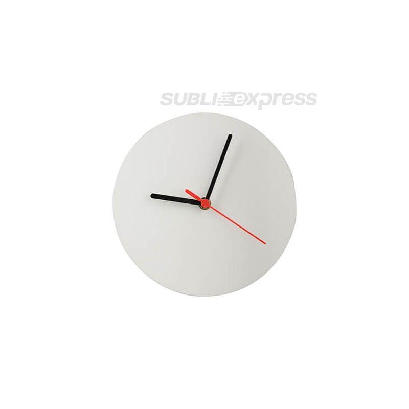 20 cm átmérőjű szublimációs MDF óra