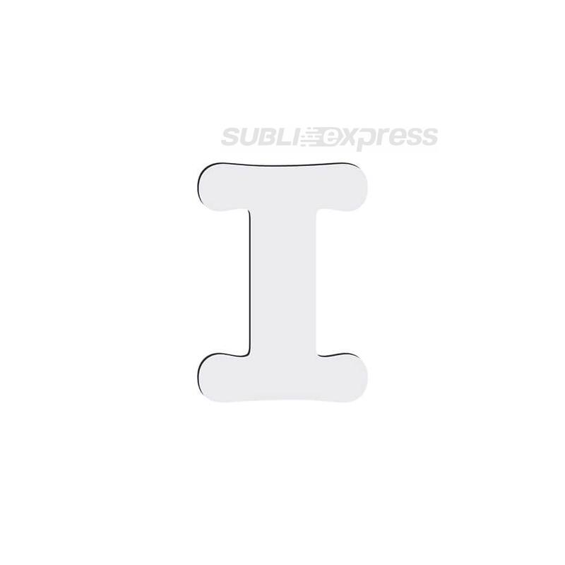 Dekoratív MDF betűk - I