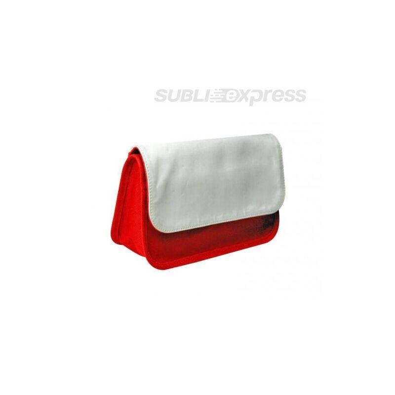 Szublimációs ceruzatartó piros