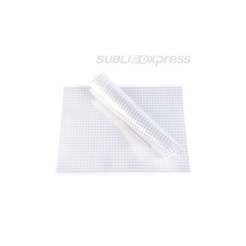 24 x 100 cm-es szublimációs metál fólia pamut anyagokhoz