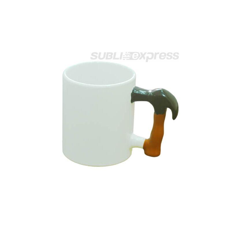 330 ml-es szublimációs bögre kalapácsos