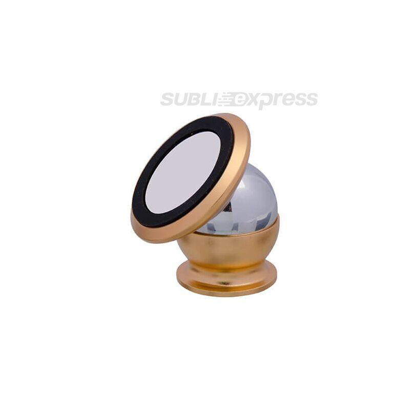 Mágneses okostelefon tartó szublimációs felülettel arany