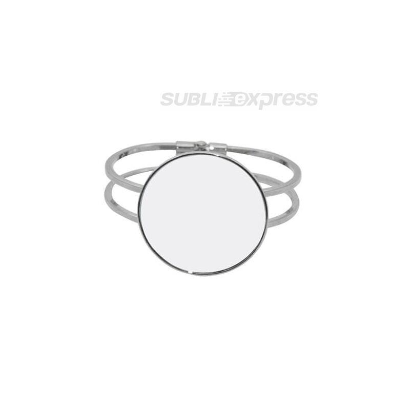 Szublimációs karkötő kör alakú