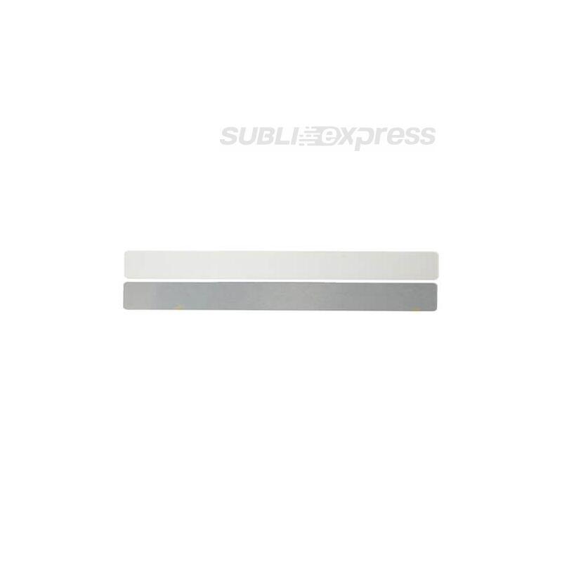 1,3 x 17 cm-es szublimációs alumínium karkötő