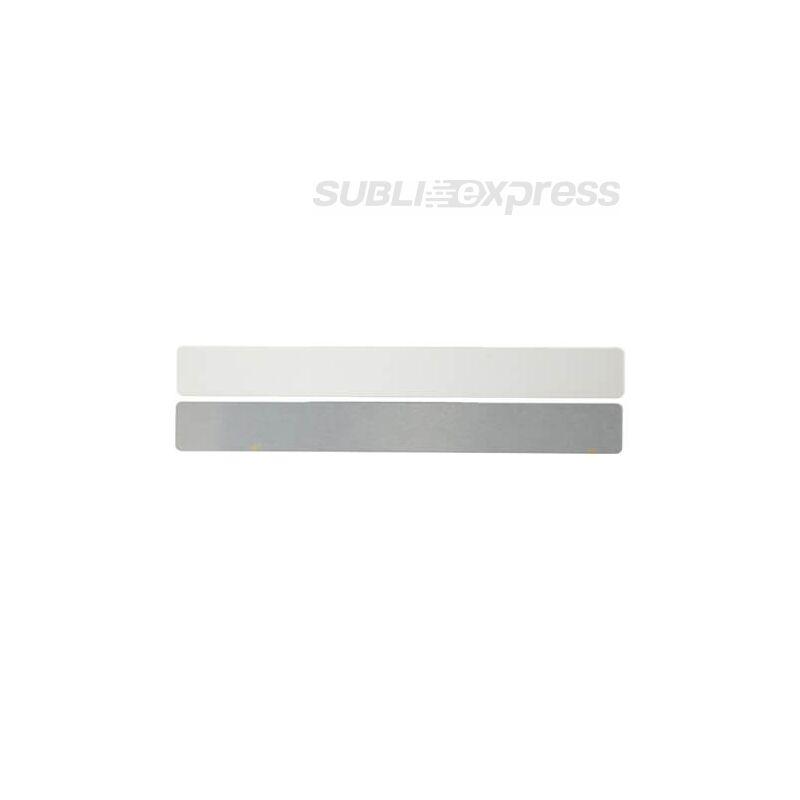 1,9 x 17 cm-es szublimációs alumínium karkötő