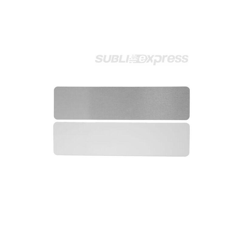 4,2 x 17 cm-es szublimációs alumínium karkötő