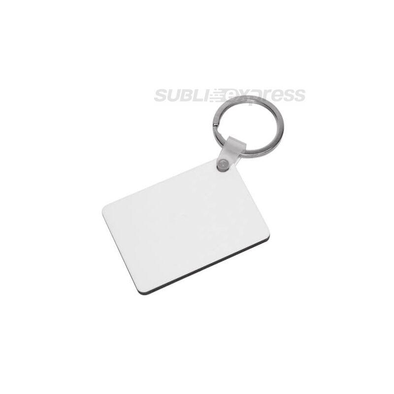 Szublimációs MDF kulcstartó alakú négzyet alakú
