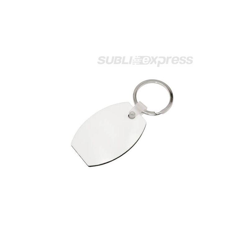Szublimációs MDF kulcstartó hordó alakú