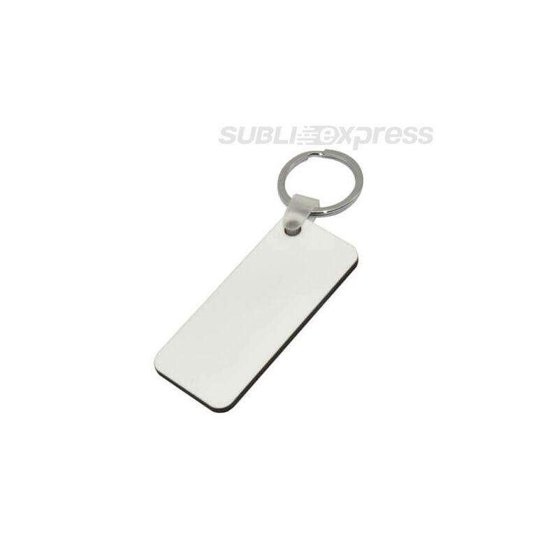 Szublimációs MDF kulcstartó téglalap alakú