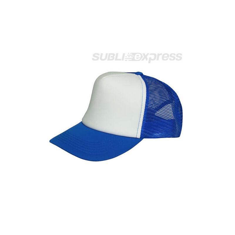 Szublimációs baseball sapka kék