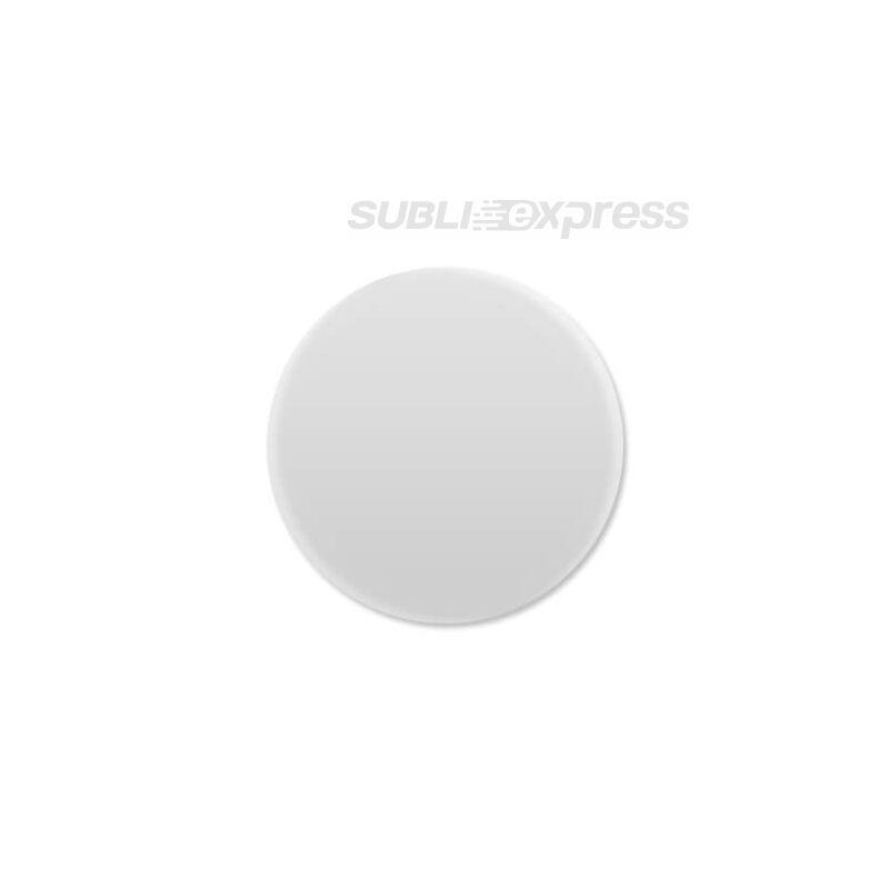 5 cm átmérőjű szublimációs hűtőmágnes kör alakú
