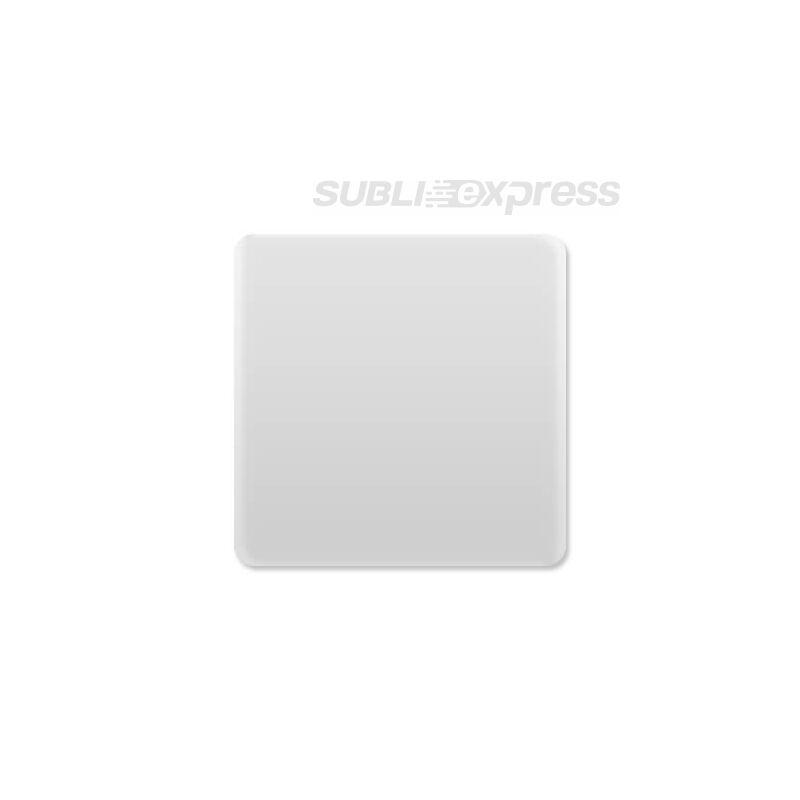 5 x 5 cm átmérőjű szublimációs hűtőmágnes négyzet alakú