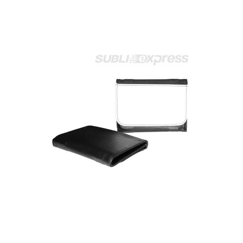 12 x 10 cm-es szublimációs bőr pénztárca