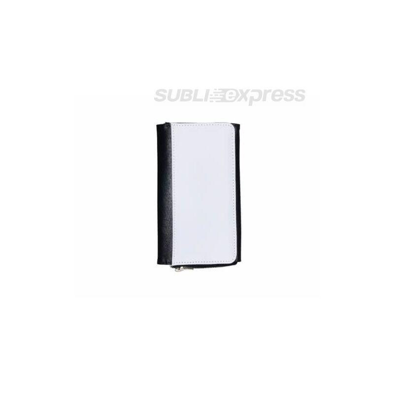 17,5 x 10,5 cm-es szublimációs bőr pénztárca