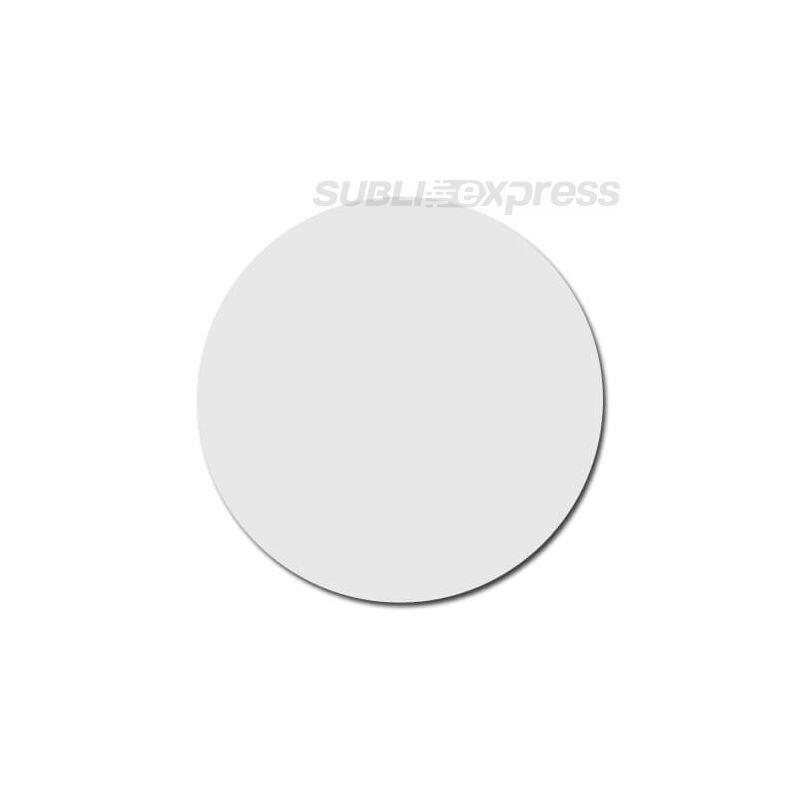 20 cm / 5 mm szublimációs egérpad kör alakú