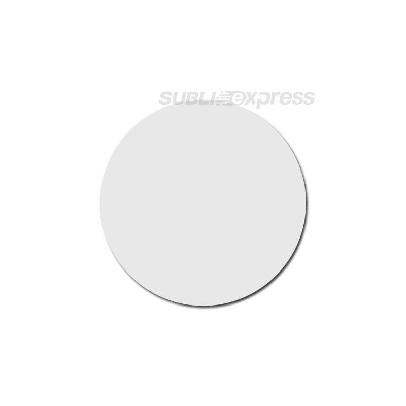 10 átmérőjű szublimációs poliészter-gumi alátét kör alakú