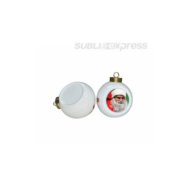 Szublimációs karácsonyfa dísz