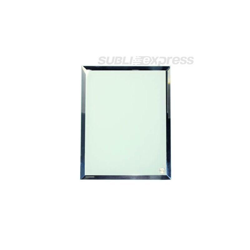 17 x 22 cm-es szublimációs üveg fotókeret
