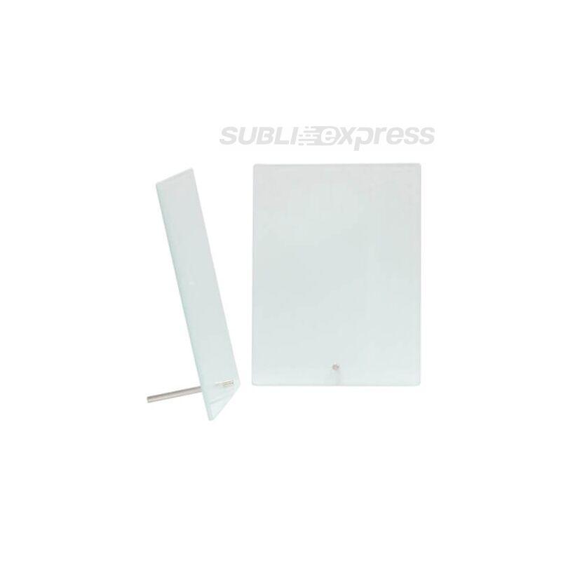 15 x 20 cm-es szublimációs üveg fotókeret
