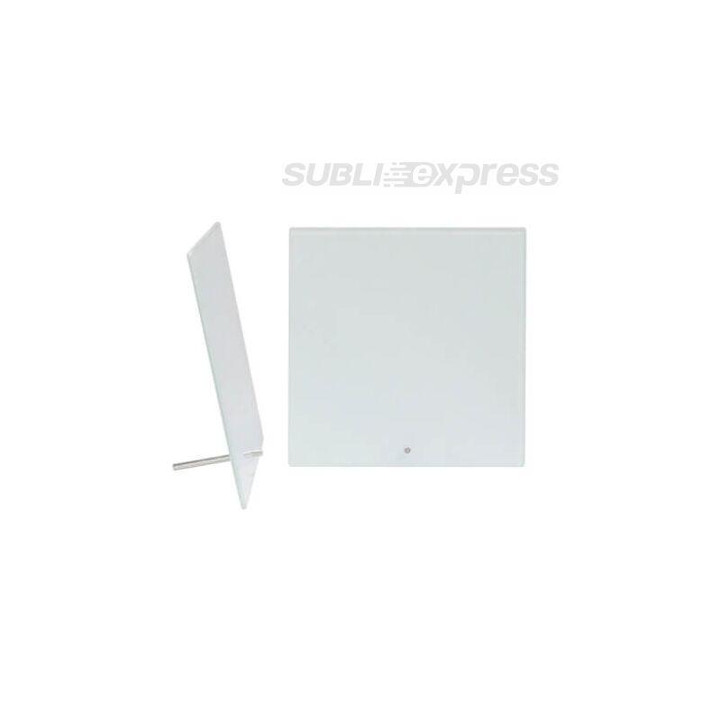 20 x 20 cm-es szublimációs üveg fotókeret