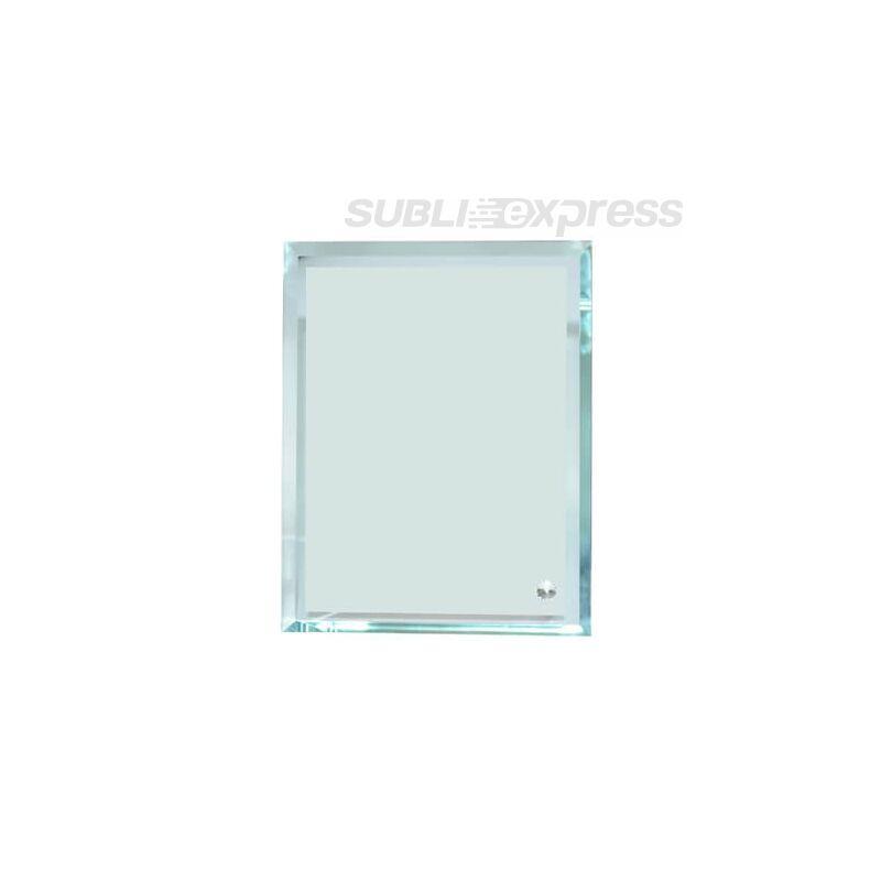 13 x 18 cm-es szublimációs üveg fotókeret