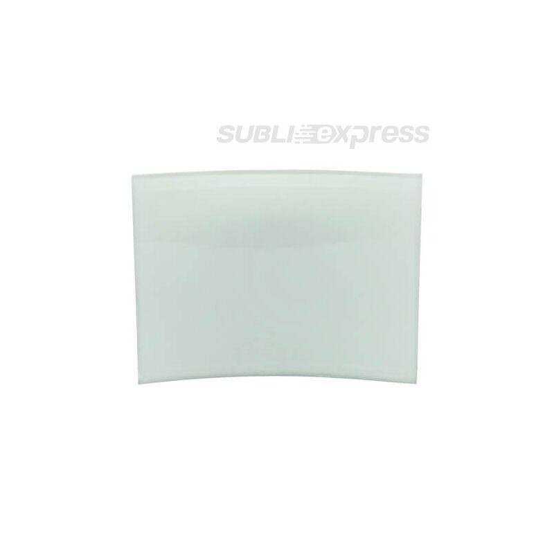 20 x 15 cm-es szublimációs ívelt üveg fotókeret