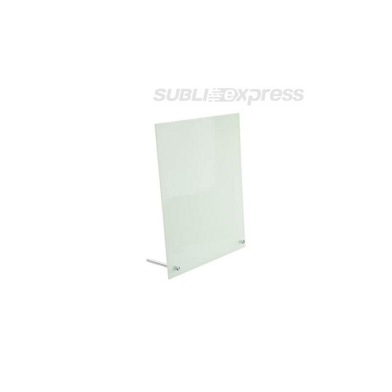 20,3 x 25,4 cm-es szublimációs üveg fotókeret
