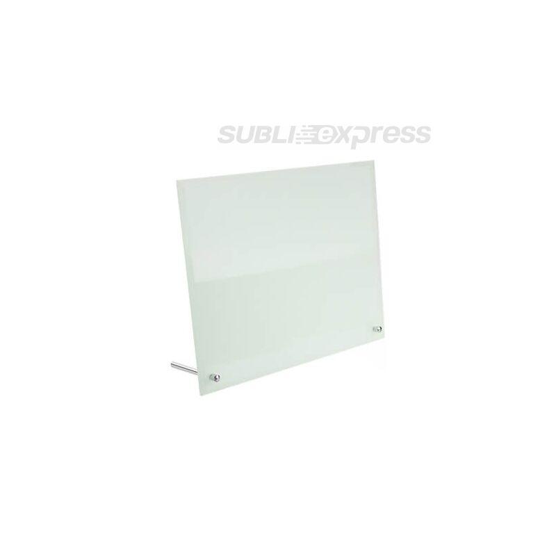 25,4 x 20,3 cm-es szublimációs üveg fotókeret