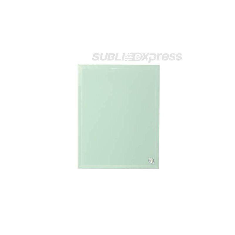 18 x 23 cm-es szublimációs üveg fotókeret