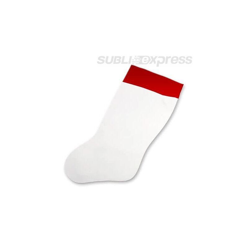 Szublimációs karácsonyi zokni